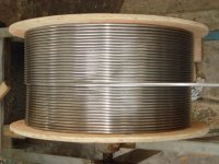 <strong>SAF 2507,UNS S32750 ,1.4410 Duplex Stainless Steel Coiled Tubes/Pipes/Tubings</strong>